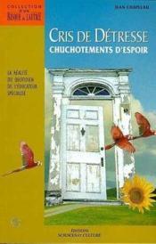 Cris De Detresse - Couverture - Format classique
