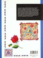 Calligraphie - 4ème de couverture - Format classique