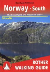 Norway south ; the finest fjord and moutain walks - Couverture - Format classique
