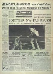 Journal Du Dimanche (Le) N°1334 du 18/06/1972 - Couverture - Format classique