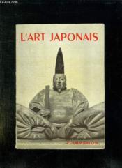 L Art Japonais. - Couverture - Format classique