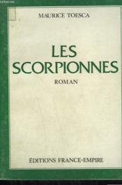 Les Scorpionnes. - Couverture - Format classique