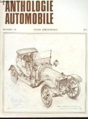 L'Anthologie De L'Automobile N°34 - Couverture - Format classique