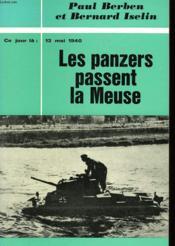 Les Panzers Passent La Meuse - 13 Mai 1940 - Couverture - Format classique