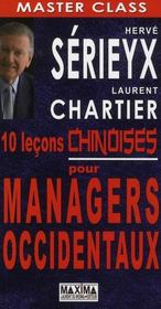 Vente  10 leçons chinoises pour managers occidentaux  - Herve Serieyx