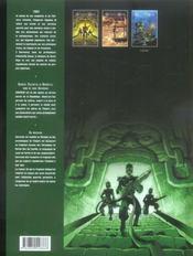 Hauteville House t.1 ; Zelda - 4ème de couverture - Format classique