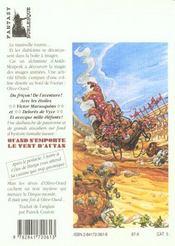 Les annales du disque monde t.10 ; les zinzins d'olive-oued - 4ème de couverture - Format classique