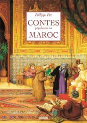 Contes populaires du Maroc - Couverture - Format classique