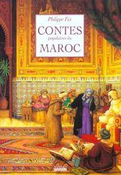 Contes populaires du Maroc - Intérieur - Format classique
