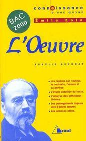 Oeuvre - zola (l') - Intérieur - Format classique