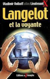 Langelot et la voyante - Couverture - Format classique