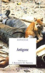 Antigone - Couverture - Format classique