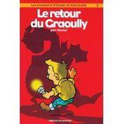 Les aventures d'Oscar et Mauricette t.2 ; le retour de Graouilly - Intérieur - Format classique
