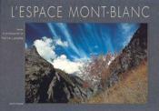 L'espace mont-blanc - Couverture - Format classique