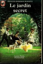 Le Jardin Secret. Collection Castor Poche N° 295 - Couverture - Format classique