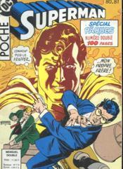 Superman Poche - N° 80-81 - Couverture - Format classique