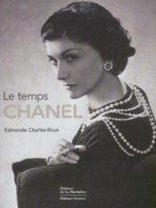 Temps Chanel (Le) - Couverture - Format classique