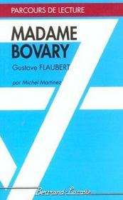 Madame Bovary, de Gustae Flaubert - Intérieur - Format classique