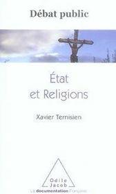 L'état et les religions - Intérieur - Format classique
