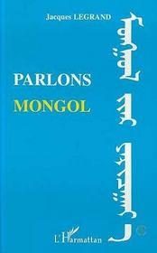 Parlons Mongol - Intérieur - Format classique