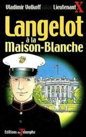 Langelot 25 - Langelot A La Maison-Blanche - Couverture - Format classique