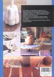 Techniques De Base Du Modelage - 4ème de couverture - Format classique