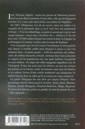 Napoleon et la folie espagnole - 4ème de couverture - Format classique