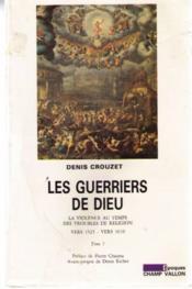 Les Guerriers De Dieu - Couverture - Format classique