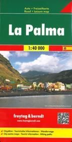 La Palma - Couverture - Format classique