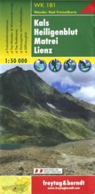 Kals, Heiligenblut, Matrei, Lienz ; WK 181 - Couverture - Format classique