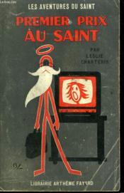 Premier Prix Au Saint. Les Aventures Du Saint N°50. - Couverture - Format classique