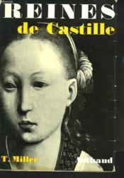 Reines De Castille - Couverture - Format classique