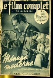 Le Film Complet Du Mercredi N° 2531 - 20e Annee - Mange Moderne - Couverture - Format classique