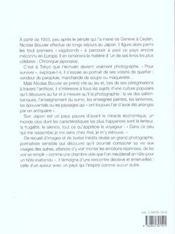 Le Japon de Nicolas Bouvier - 4ème de couverture - Format classique