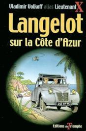 Langelot 26 - Langelot Sur La Cote D'Azur - Couverture - Format classique