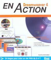 Dreamweaver 4 En Action - Intérieur - Format classique