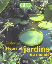 Fleurs Et Jardins Du Monde - Intérieur - Format classique