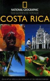 Costa Rica Ned - Couverture - Format classique