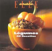 Legumes, 50 Recettes - Intérieur - Format classique
