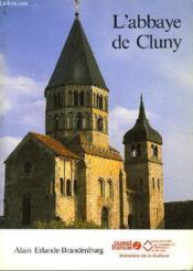 Abbaye de cluny(ae) - Couverture - Format classique