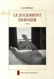 Le jugement dernier - Intérieur - Format classique