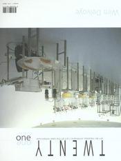 Twenty one-one n.1 - 4ème de couverture - Format classique