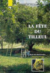 La fête du tilleul - Couverture - Format classique