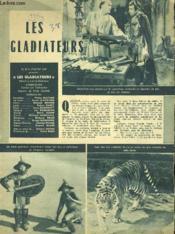 Les Gladiateurs N°38 - Couverture - Format classique