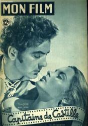 Mon Film N° 163 - Capitaine De Castille - Couverture - Format classique
