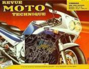 Rmt Hs 5.2 Yamaha Fzr 1000 Genesis (87/88) - Couverture - Format classique