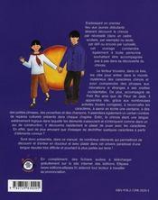 Míng lang lang ; manuel de chinois pour jeunes débutants - 4ème de couverture - Format classique