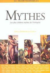 Mythes - Intérieur - Format classique
