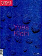 Yves Klein - Intérieur - Format classique