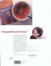 Sur L'Eau, Sarkis Esquisse - 4ème de couverture - Format classique